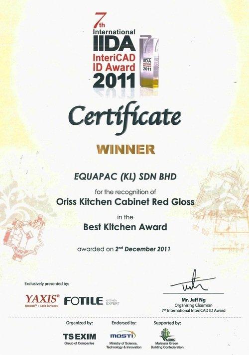 Oriss Kitchen Cert 02