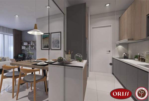 Oriss Kitchen Cabinet 10