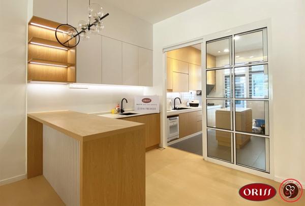 Oriss Kitchen Cabinet 12