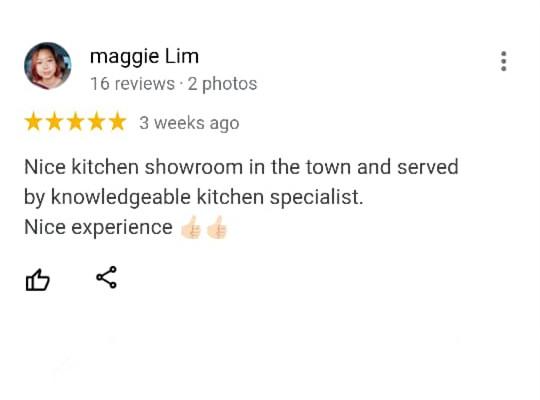 Oriss Kitchen Happy Customer 7