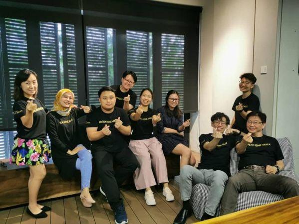 Oriss Kitchen JB Team