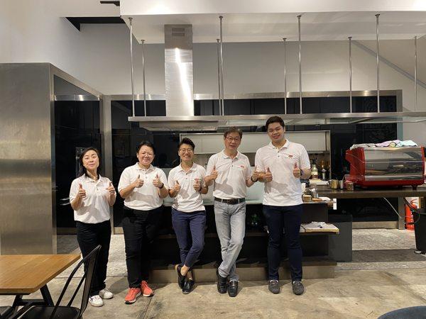 Oriss Kitchen Johor Bahru Team