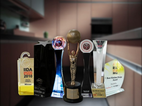 Oriss Kitchen Trophy